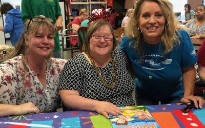 Special Needs Party at Creative Enterprises