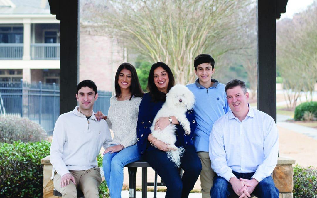 Meet the Grose Family