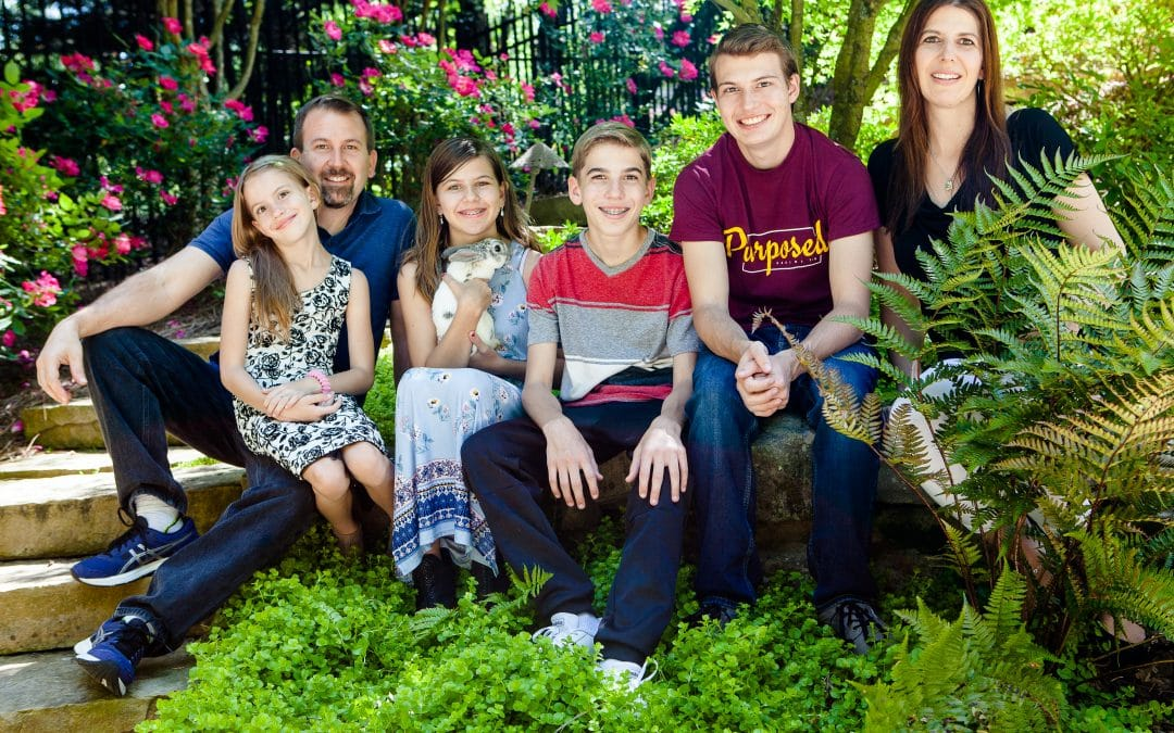 Meet the Davie Family