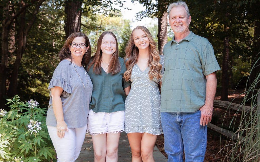 Meet the McGlathery Family