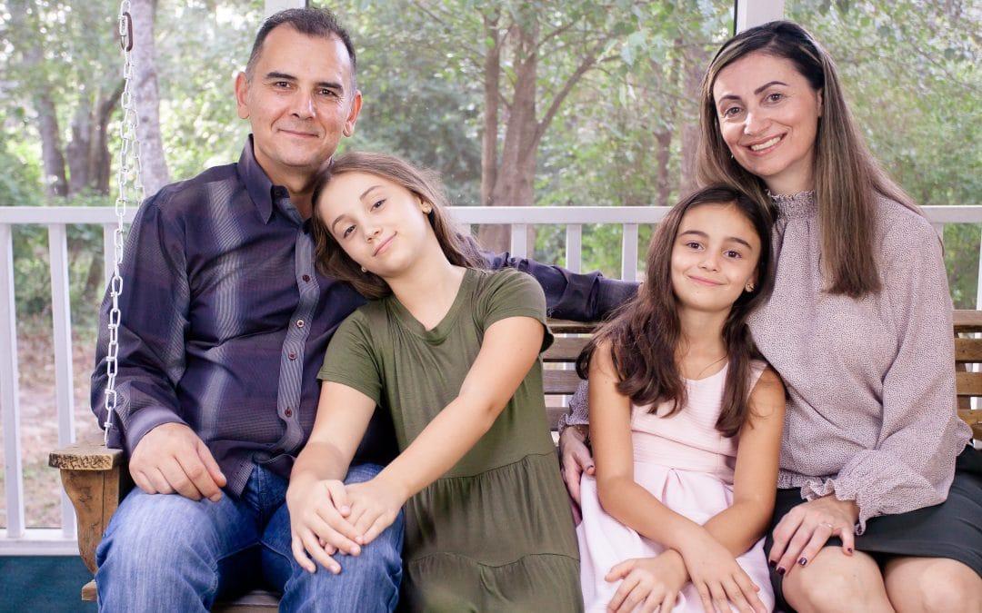 Meet the Vasvari Family